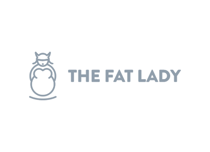 client logo – the fat lady