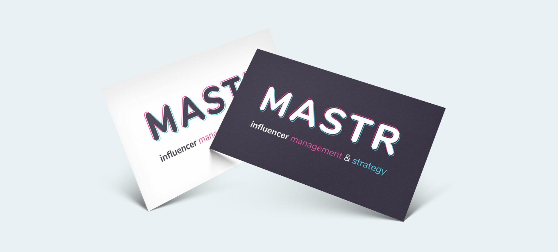 Mastr – Branding